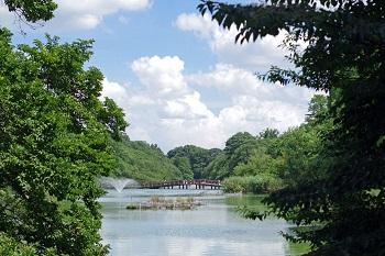 井の頭公園は吉祥寺の魅力のスポットのひとつです